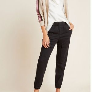 Anthropologie On The Road Halsey Utility Joggers S